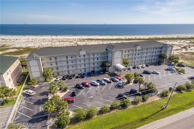 1801 Bienville Boulevard #308, Dauphin Island, AL 36528 (MLS #651062) :: Mobile Bay Realty