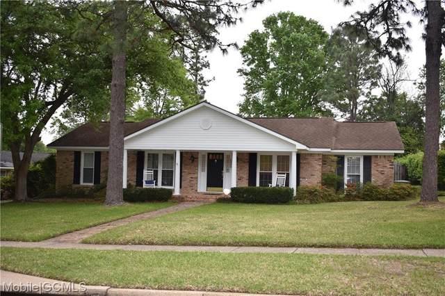 1009 Westbury Drive, Mobile, AL 36609 (MLS #651102) :: Berkshire Hathaway HomeServices - Cooper & Co. Inc., REALTORS®
