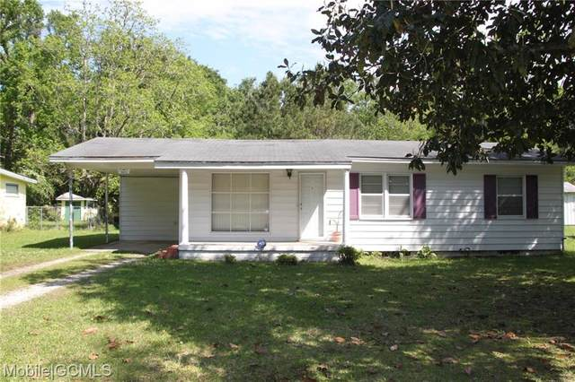 3813 Alba Club Road, Mobile, AL 36605 (MLS #651119) :: Mobile Bay Realty