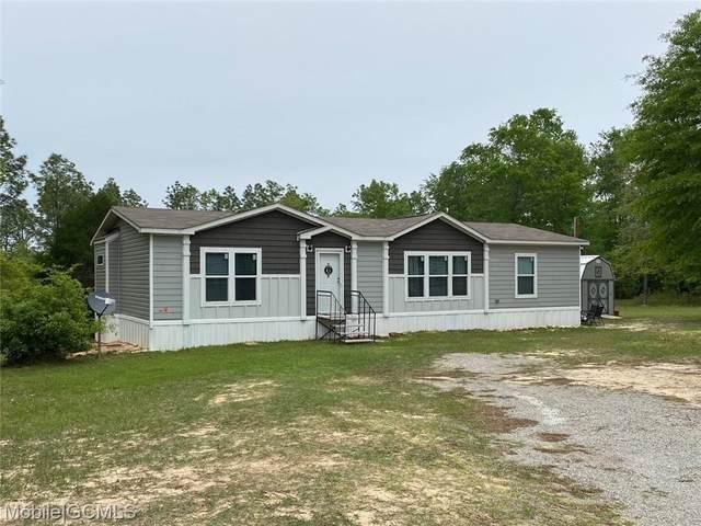 5272 Lambert Cemetery Road, Citronelle, AL 36522 (MLS #651149) :: Berkshire Hathaway HomeServices - Cooper & Co. Inc., REALTORS®