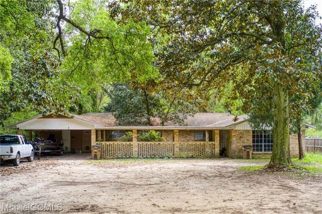 6351 Old Shell Road, Mobile, AL 36608 (MLS #651155) :: Mobile Bay Realty