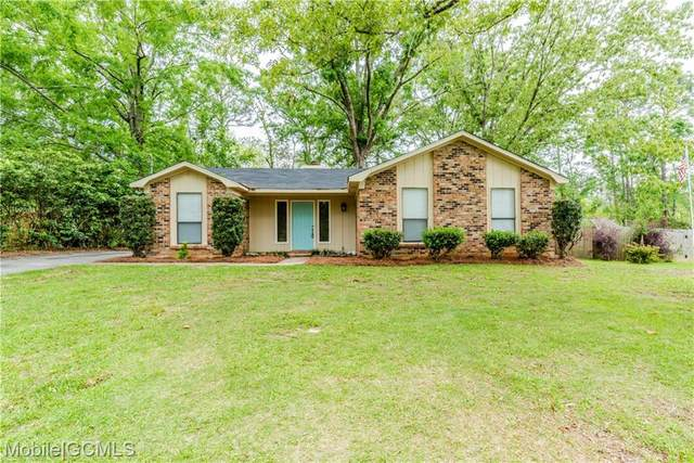 3570 Country Court N, Mobile, AL 36619 (MLS #651185) :: JWRE Powered by JPAR Coast & County