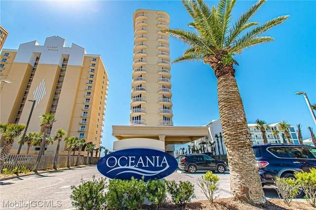 825 Beach Boulevard #14, Gulf Shores, AL 36542 (MLS #651234) :: JWRE Powered by JPAR Coast & County