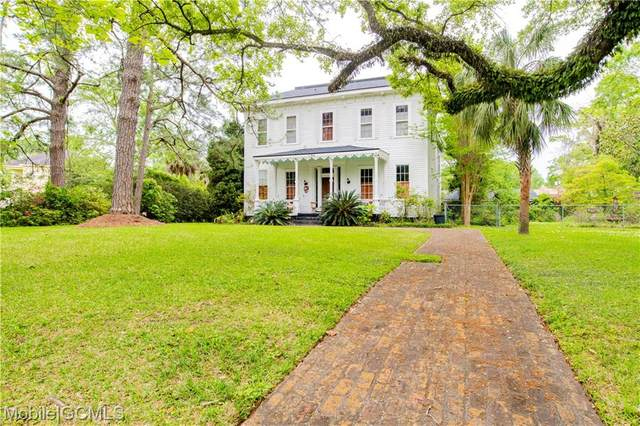 1104 Montauk Avenue, Mobile, AL 36604 (MLS #651243) :: Elite Real Estate Solutions