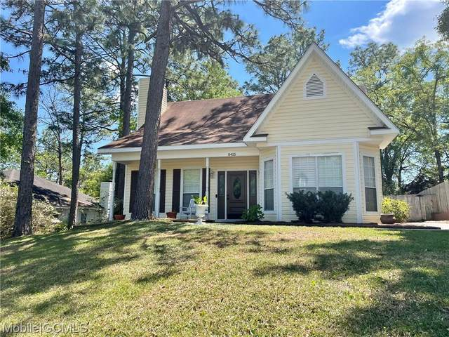 6405 Trent Lane, Mobile, AL 36695 (MLS #651259) :: Mobile Bay Realty