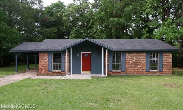 316 Bayou Avenue, Saraland, AL 36571 (MLS #651282) :: Elite Real Estate Solutions