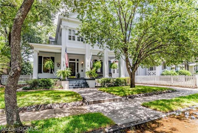 253 West Street, Mobile, AL 36604 (MLS #651302) :: Mobile Bay Realty