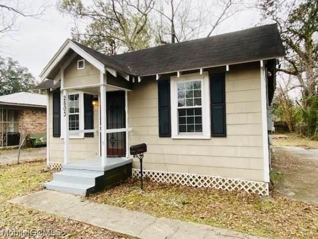 2503 Osage Street, Mobile, AL 36617 (MLS #651312) :: Berkshire Hathaway HomeServices - Cooper & Co. Inc., REALTORS®