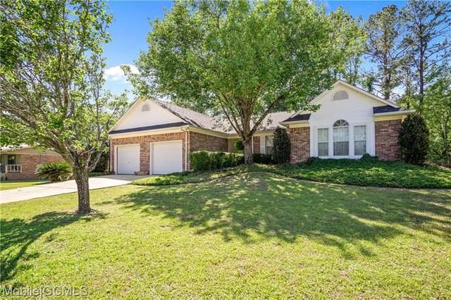 516 Simms Drive E, Saraland, AL 36571 (MLS #651442) :: Berkshire Hathaway HomeServices - Cooper & Co. Inc., REALTORS®