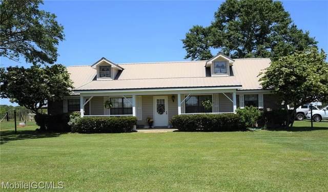 9700 Two Mile Road, Irvington, AL 36544 (MLS #651483) :: Berkshire Hathaway HomeServices - Cooper & Co. Inc., REALTORS®