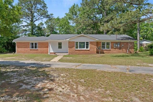 4300 Shan Drive E, Mobile, AL 36693 (MLS #651514) :: Mobile Bay Realty