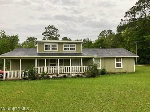 13101 Warren Creek Road, Grand Bay, AL 36541 (MLS #651549) :: Berkshire Hathaway HomeServices - Cooper & Co. Inc., REALTORS®
