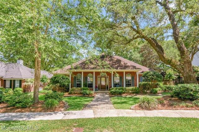 6313 Charlestowne Drive, Mobile, AL 36693 (MLS #651570) :: Berkshire Hathaway HomeServices - Cooper & Co. Inc., REALTORS®