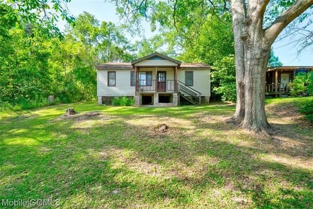 524 6th Avenue, Chickasaw, AL 36611 (MLS #651669) :: Mobile Bay Realty