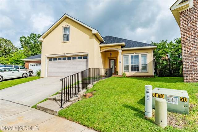 6136 Venetian Way N #6136, Mobile, AL 36608 (MLS #651719) :: Berkshire Hathaway HomeServices - Cooper & Co. Inc., REALTORS®