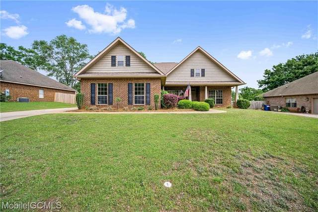 6114 Southbend Drive S, Mobile, AL 36619 (MLS #651764) :: Mobile Bay Realty
