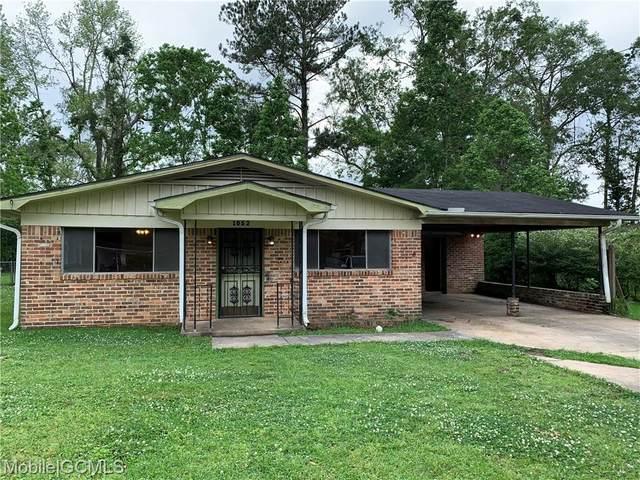 1052 Belvedere Circle W, Mobile, AL 36606 (MLS #651810) :: Berkshire Hathaway HomeServices - Cooper & Co. Inc., REALTORS®