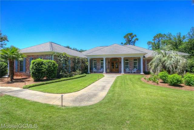 6411 Beaver Creek Drive, Fairhope, AL 36532 (MLS #651869) :: Elite Real Estate Solutions