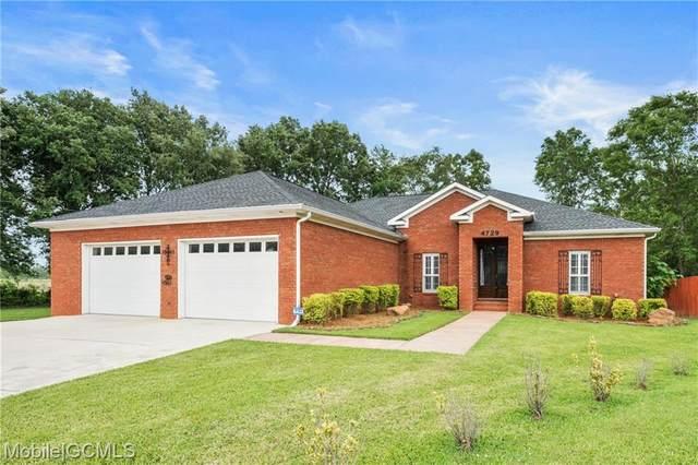 4729 Megan Court, Mobile, AL 36619 (MLS #651875) :: Berkshire Hathaway HomeServices - Cooper & Co. Inc., REALTORS®