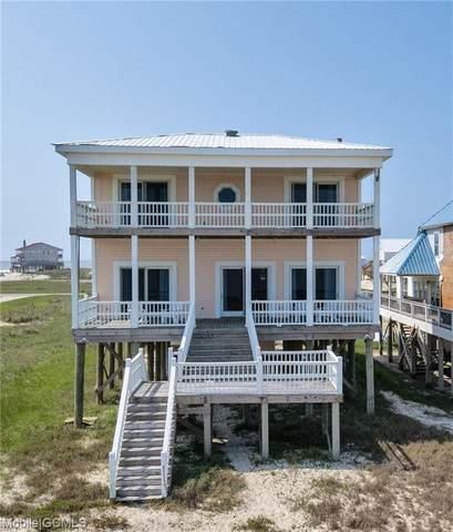 2628 Bridgeview Drive, Dauphin Island, AL 36528 (MLS #651882) :: Berkshire Hathaway HomeServices - Cooper & Co. Inc., REALTORS®