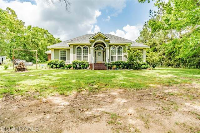 10420 Reva Road N, Chunchula, AL 36521 (MLS #651891) :: Berkshire Hathaway HomeServices - Cooper & Co. Inc., REALTORS®