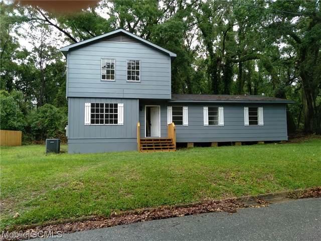2350 Dickson Lane, Mobile, AL 36618 (MLS #651907) :: Elite Real Estate Solutions