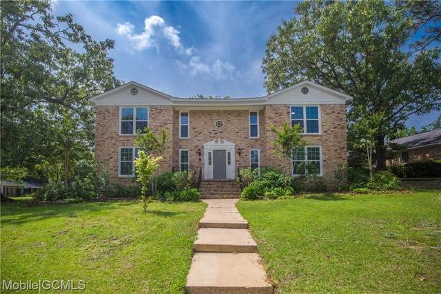 5501 Oak Park Court, Mobile, AL 36609 (MLS #651934) :: Mobile Bay Realty