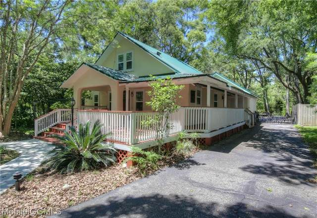 653 Fairhope Avenue, Fairhope, AL 36532 (MLS #651962) :: Berkshire Hathaway HomeServices - Cooper & Co. Inc., REALTORS®