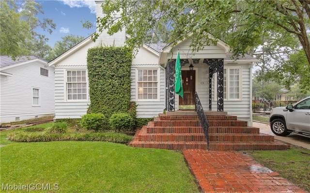 255 Park Terrace, Mobile, AL 36604 (MLS #651970) :: Elite Real Estate Solutions