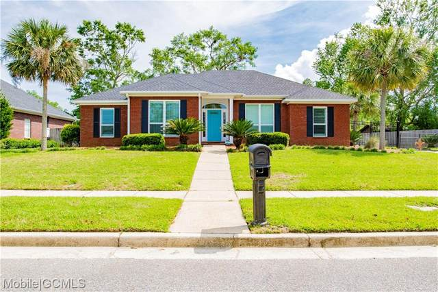 31 Tupelo Drive, Saraland, AL 36571 (MLS #651972) :: Berkshire Hathaway HomeServices - Cooper & Co. Inc., REALTORS®