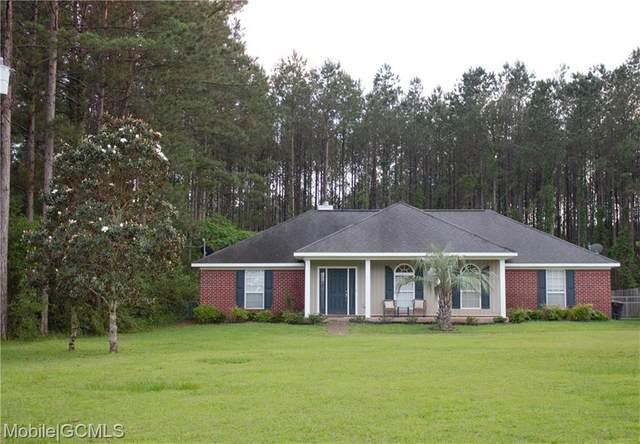8755 Jack Williams Road, Wilmer, AL 36587 (MLS #651979) :: Berkshire Hathaway HomeServices - Cooper & Co. Inc., REALTORS®