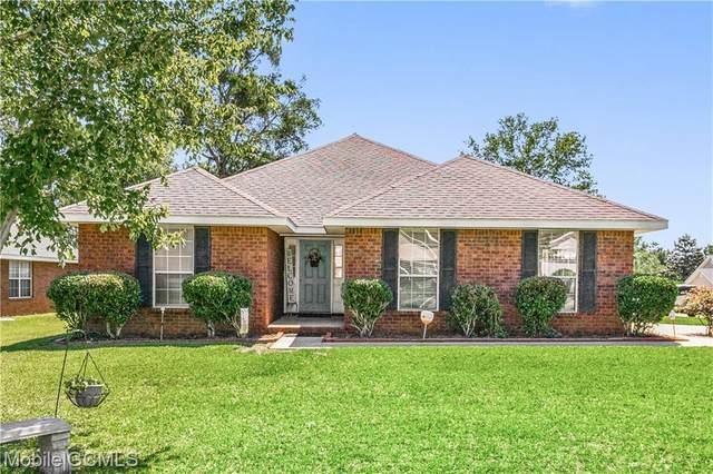 11045 Pontchartrain Loop, Daphne, AL 36526 (MLS #651981) :: Elite Real Estate Solutions