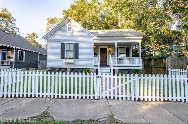 1104 Old Shell Road, Mobile, AL 36604 (MLS #651995) :: Elite Real Estate Solutions