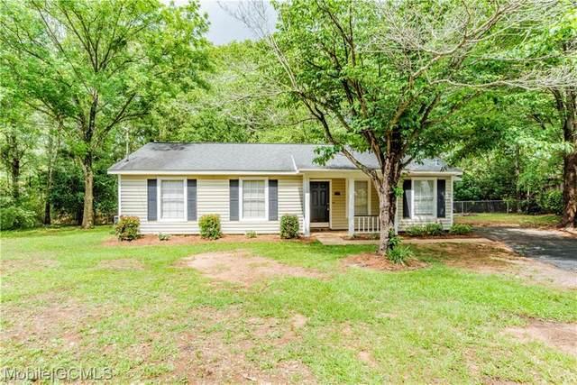 9241 Sunset Court, Mobile, AL 36695 (MLS #652016) :: Elite Real Estate Solutions