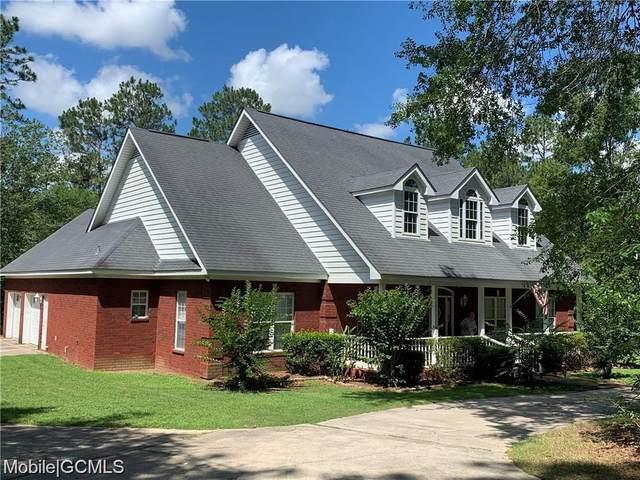 12189 Dogwood Circle, Mobile, AL 36695 (MLS #652027) :: Elite Real Estate Solutions