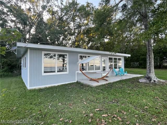 15031 Dauphin Island Parkway, Coden, AL 36523 (MLS #652035) :: Berkshire Hathaway HomeServices - Cooper & Co. Inc., REALTORS®