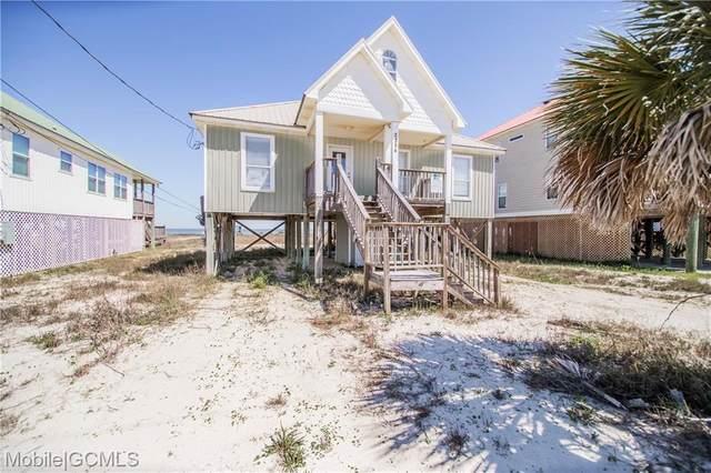 2354 Island Shores Drive, Dauphin Island, AL 36528 (MLS #652038) :: Berkshire Hathaway HomeServices - Cooper & Co. Inc., REALTORS®