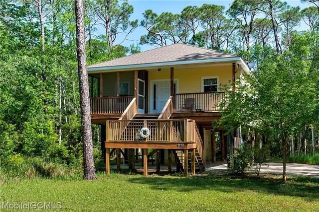 1110 Nanafalya Place, Dauphin Island, AL 36528 (MLS #652049) :: Berkshire Hathaway HomeServices - Cooper & Co. Inc., REALTORS®