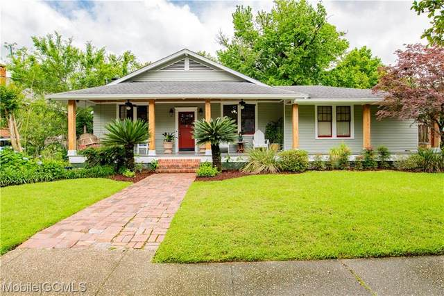 8 Demouy Avenue, Mobile, AL 36606 (MLS #652111) :: Mobile Bay Realty