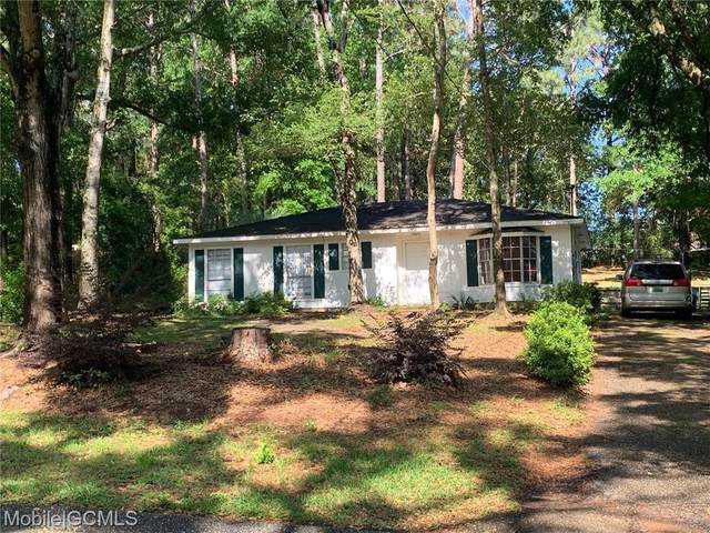 1581 Gaylord Drive, Mobile, AL 36695 (MLS #652128) :: Mobile Bay Realty