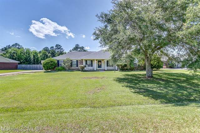 4622 Copeland Island Drive W, Mobile, AL 36695 (MLS #652178) :: Mobile Bay Realty