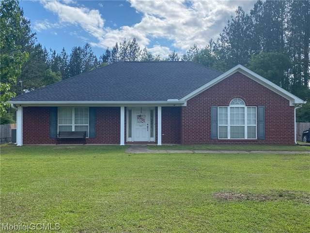 12185 Turnerville Farms Court, Chunchula, AL 36521 (MLS #652219) :: Mobile Bay Realty