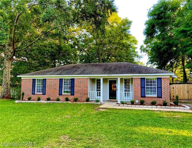 8761 Dutch Valley Court, Mobile, AL 36695 (MLS #652233) :: Mobile Bay Realty