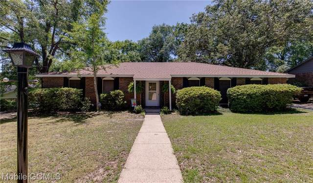 416 Dogwood Drive, Mobile, AL 36609 (MLS #652245) :: Mobile Bay Realty