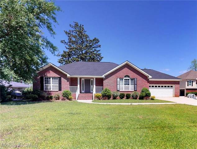 3894 Cypress Shores Drive N, Mobile, AL 36619 (MLS #652312) :: Mobile Bay Realty