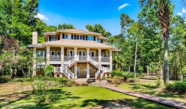 6575 Winding Brook Drive, Fairhope, AL 36532 (MLS #652313) :: Elite Real Estate Solutions