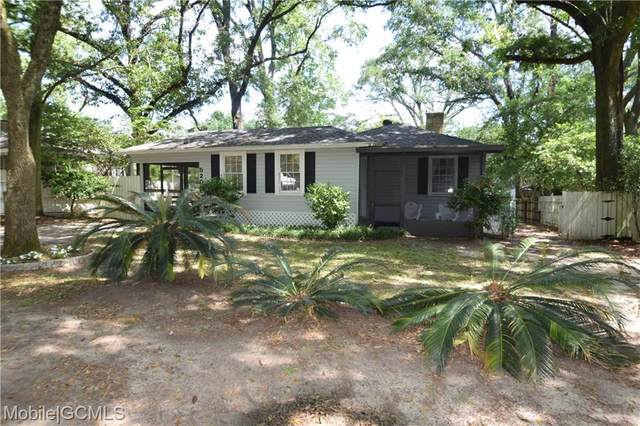 5208 Greenwood Lane, Mobile, AL 36608 (MLS #652322) :: Mobile Bay Realty