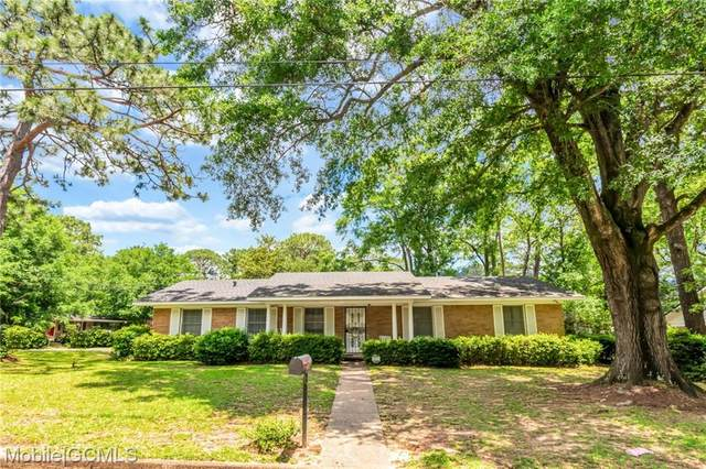 5604 William And Mary Street, Mobile, AL 36608 (MLS #652323) :: Mobile Bay Realty