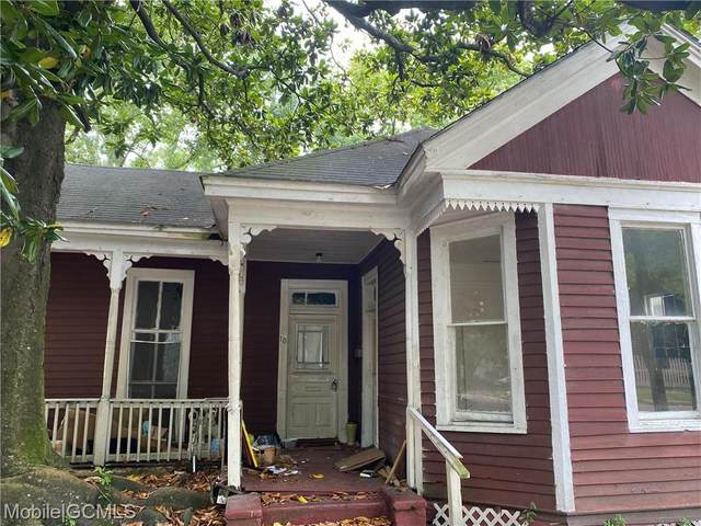 10 Hallett Street S, Mobile, AL 36604 (MLS #652324) :: Mobile Bay Realty
