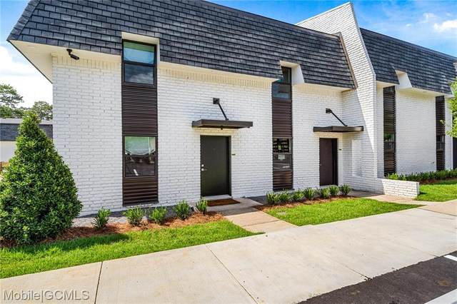 3655 Old Shell Road #724, Mobile, AL 36608 (MLS #652380) :: Elite Real Estate Solutions